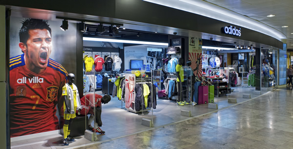 Accidental Tregua eficientemente  Áreas extends presence at Madrid Barajas Airport with new stores - The  Moodie Davitt Report - The Moodie Davitt Report