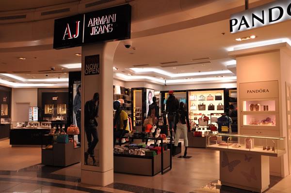 c47a355682 Delhi Duty Free opens Victoria's Secret and Armani Jeans at Delhi T3 ...