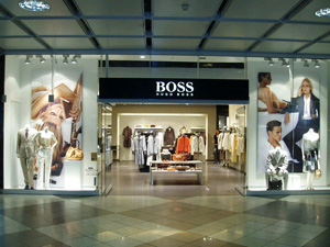 new images of latest sneakers Hugo Boss blazes a trail through travel retail – 31/07/07 ...