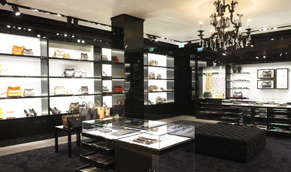 newest 2d33e 3acc8 Dolce & Gabbana opens first UK airport store at Heathrow T5 ...