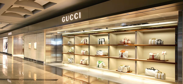 0ccc11cdfe Hong Kong International welcomes opening of largest Gucci airport ...