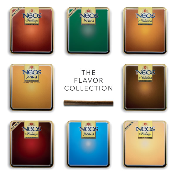 J Cortès rebrands Neos 10 in newly launched The Flavor Collection ...