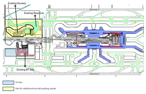 Changi Airport Group Unveils Bold Plans For New Terminal 4 The Moodie Davitt Report The Moodie Davitt Report