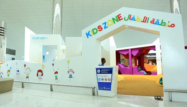 Kids Zone at Dubai Airport | Shopping at Dubai Airport | The Vacation Builder