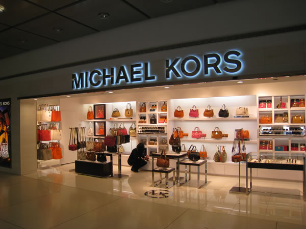 locations for michael kors outlets