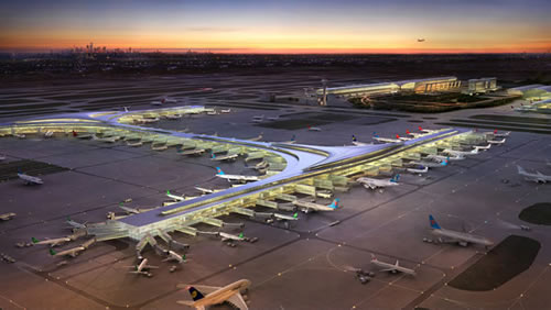 Shanghai Pudong Airport to build world's biggest satellite concourse - The Moodie Davitt Report - The Moodie Davitt Report